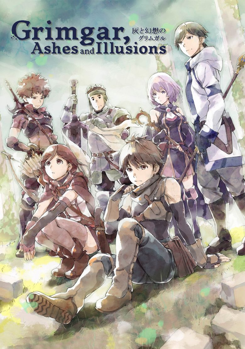 Grimgar of Fantasy and Ash Poster