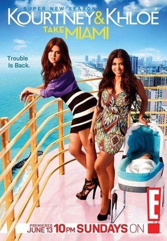 Kourtney And Khloé Take Miami Watch Episodes On Hulu Or