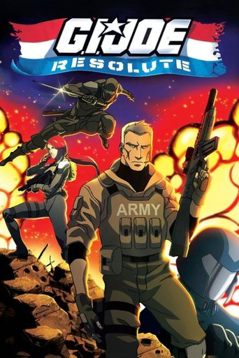 G.I. Joe: Resolute Poster