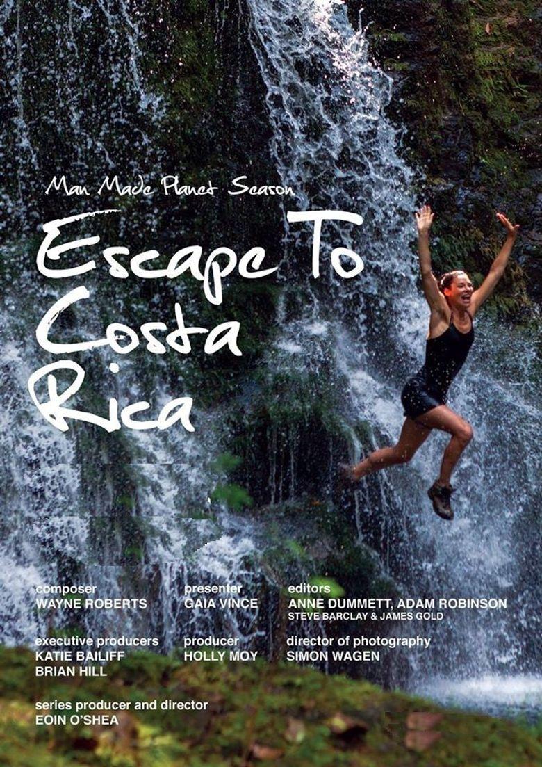 Escape to Costa Rica Poster