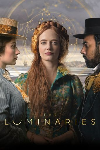 The Luminaries Poster