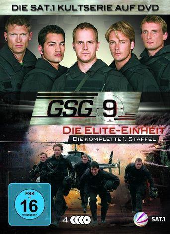 GSG 9 - Ihr Einsatz ist ihr Leben Poster
