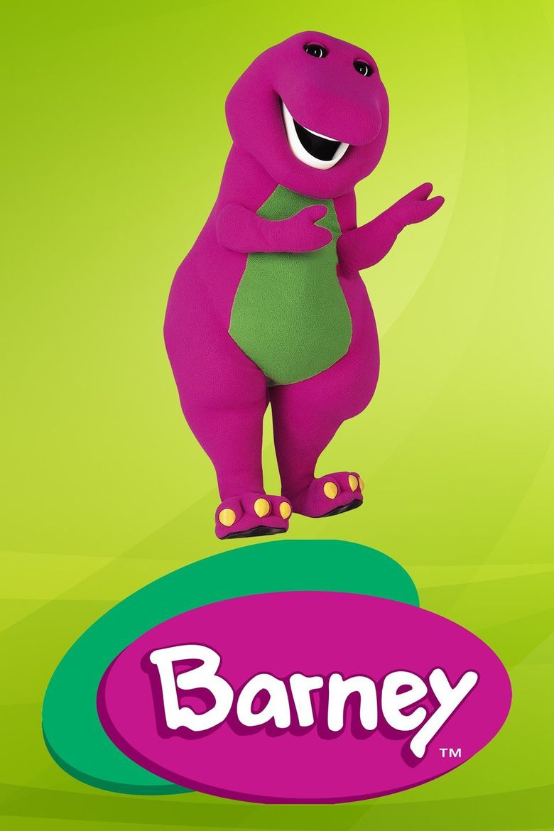 Barney & Friends Poster