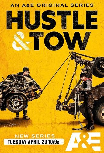 Hustle & Tow Poster