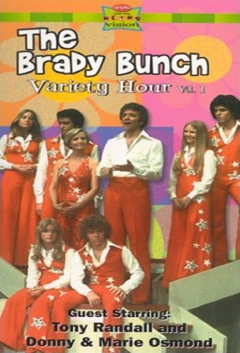 The Brady Bunch Hour Poster