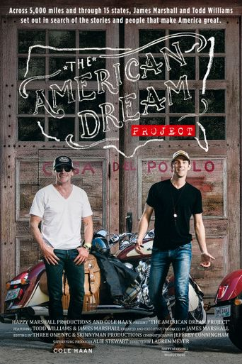 The American Dream Project Poster