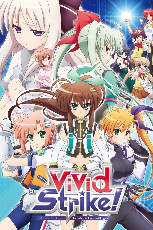 ViVid Strike! Poster