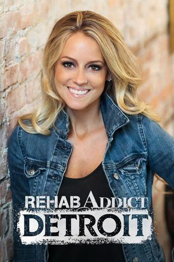 Rehab Addict Detroit Poster