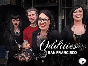 Oddities: San Francisco Poster