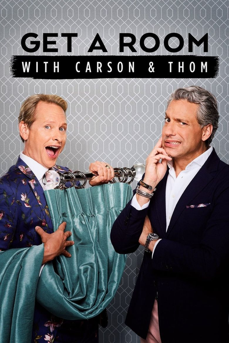 Get a Room with Carson & Thom Poster