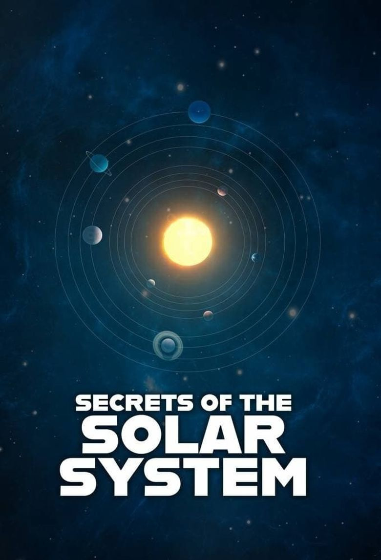 Secrets of the Solar System Poster
