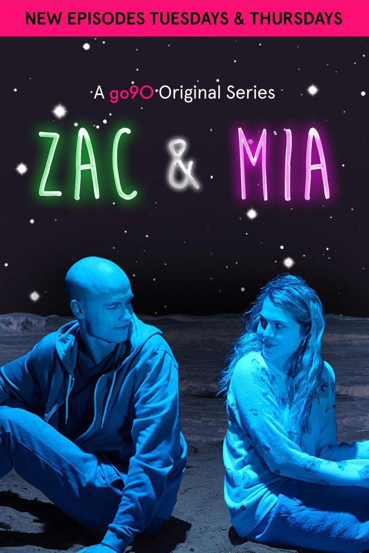 Zac & Mia Poster