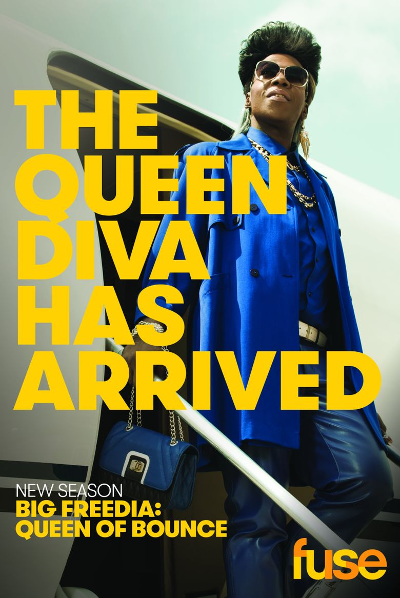 Big Freedia: Queen of Bounce Poster