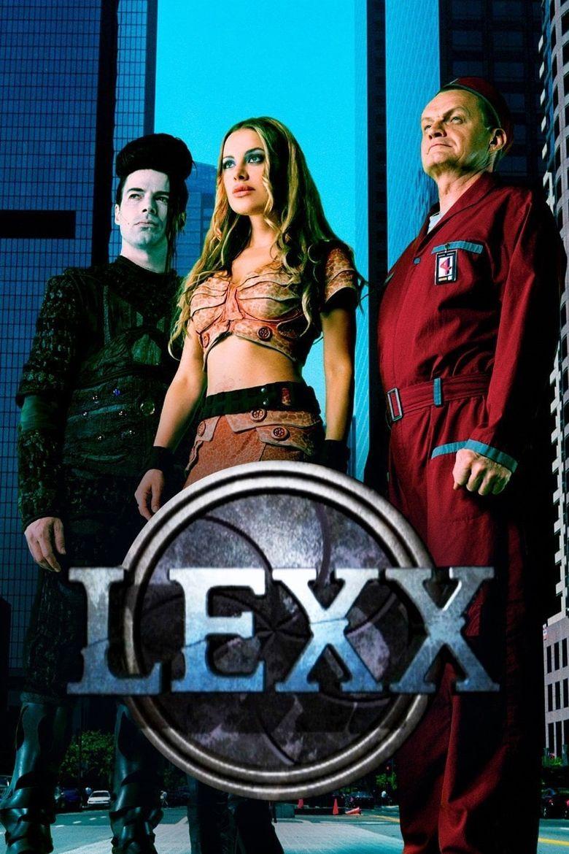 Lexx Poster