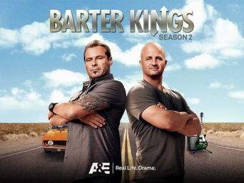Barter Kings Poster