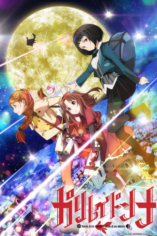 Galilei Donna Poster