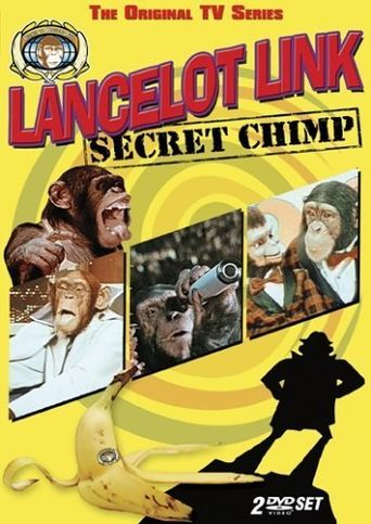 Lancelot Link, Secret Chimp Poster