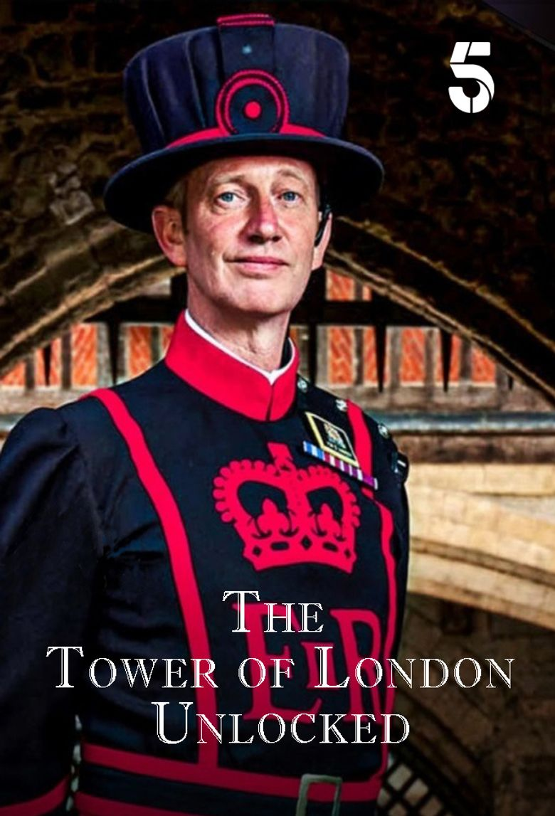 The Tower of London: Unlocked Poster