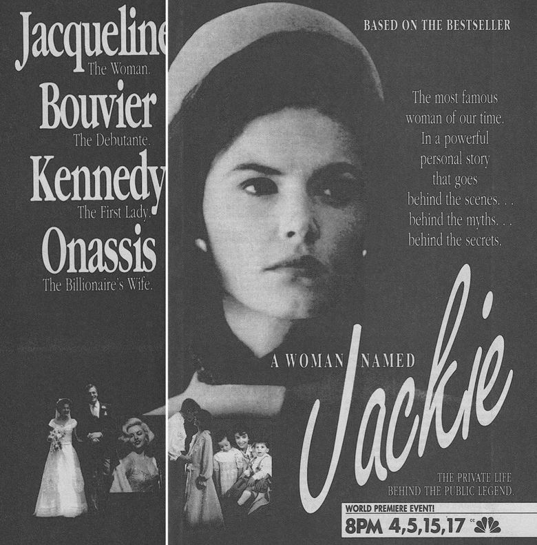 A Woman Named Jackie Poster