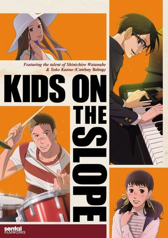 Kids on the Slope Poster