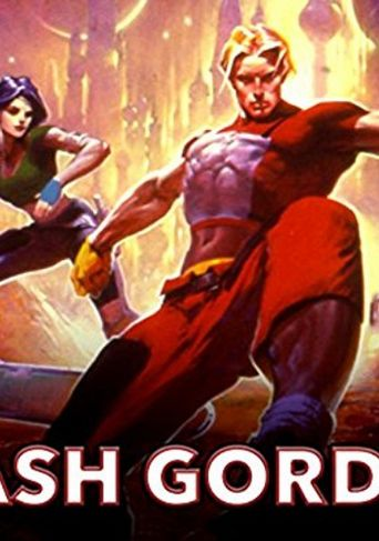 Flash Gordon (1996) Poster