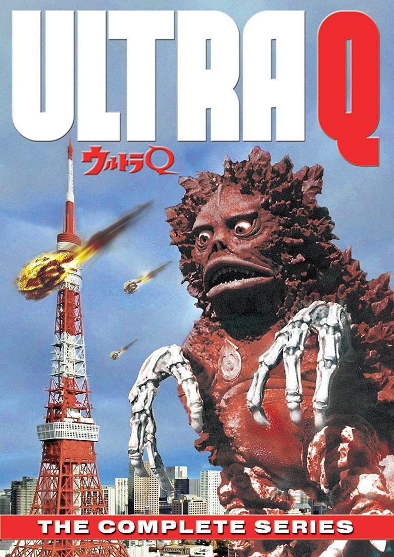Ultra Q Poster