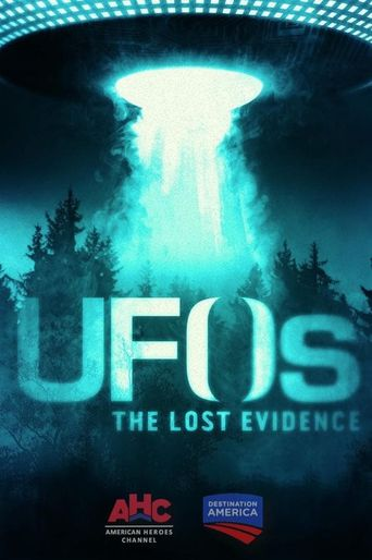 UFOs: The Lost Evidence Poster