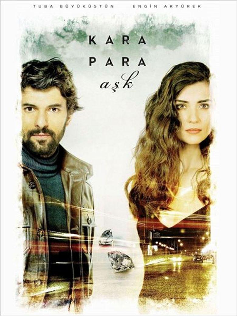 Black Money Love Poster