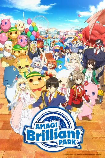 Watch Amagi Brilliant Park