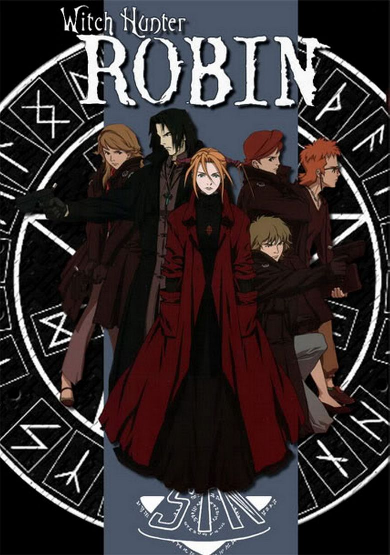 Witch Hunter Robin Poster