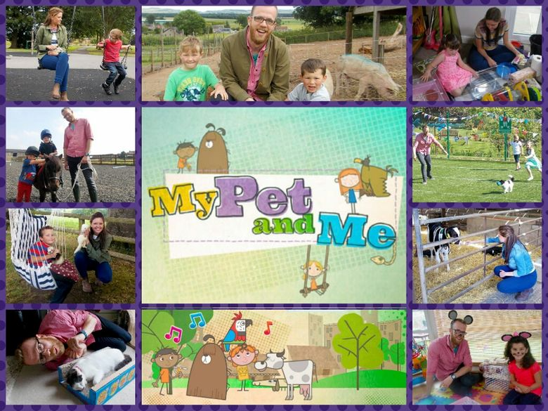 My Pet and Me Poster
