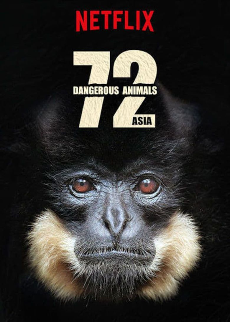 72 Dangerous Animals: Asia Poster