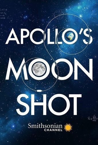 Apollo's Moon Shot Poster