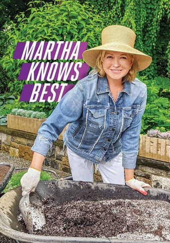 Martha Knows Best Poster