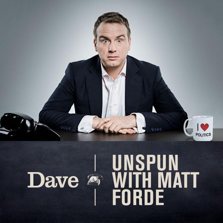 Unspun with Matt Forde Poster
