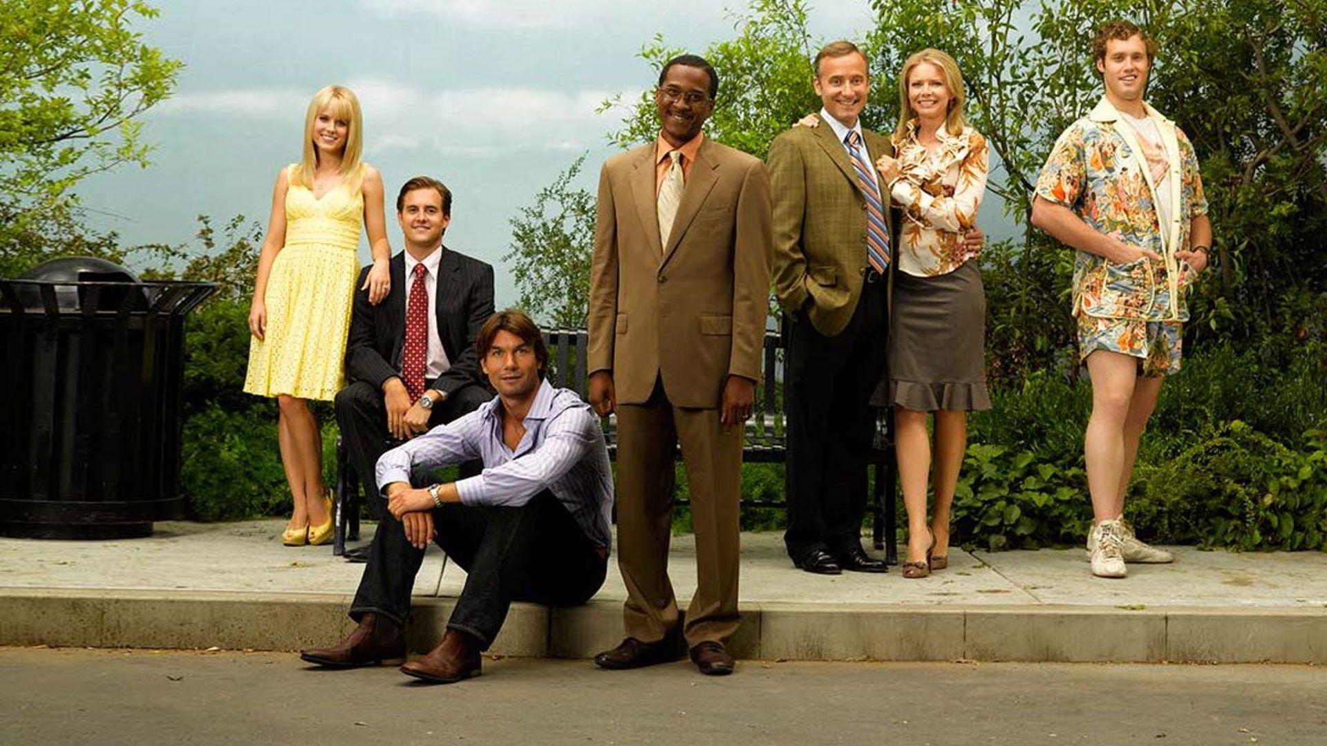 Season 01, Episode 07 The Seminar