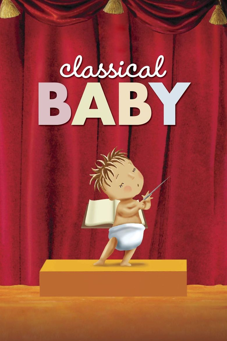 Classical Baby Poster