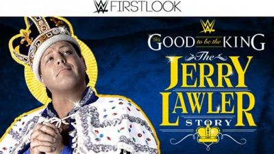 Season 2015, Episode 01 It's Good To Be King: The Jerry Lawler Story