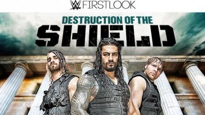 Season 2015, Episode 01 The Destruction of The Shield
