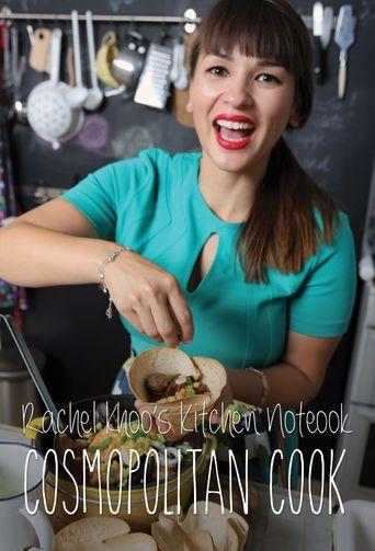 Rachel Khoo's Kitchen Notebook: Cosmopolitan Cook Poster