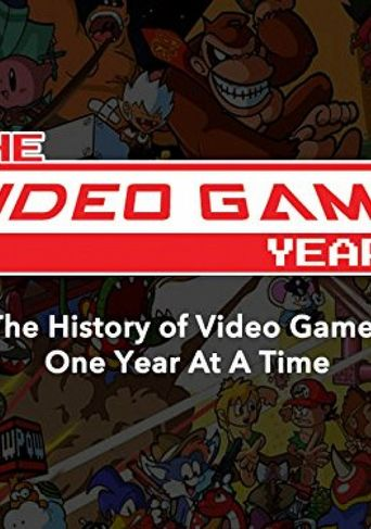The Video Game Years Poster