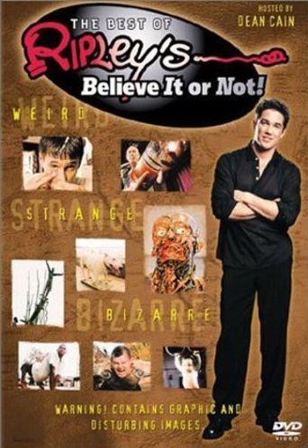 Ripley's Believe It or Not! Poster