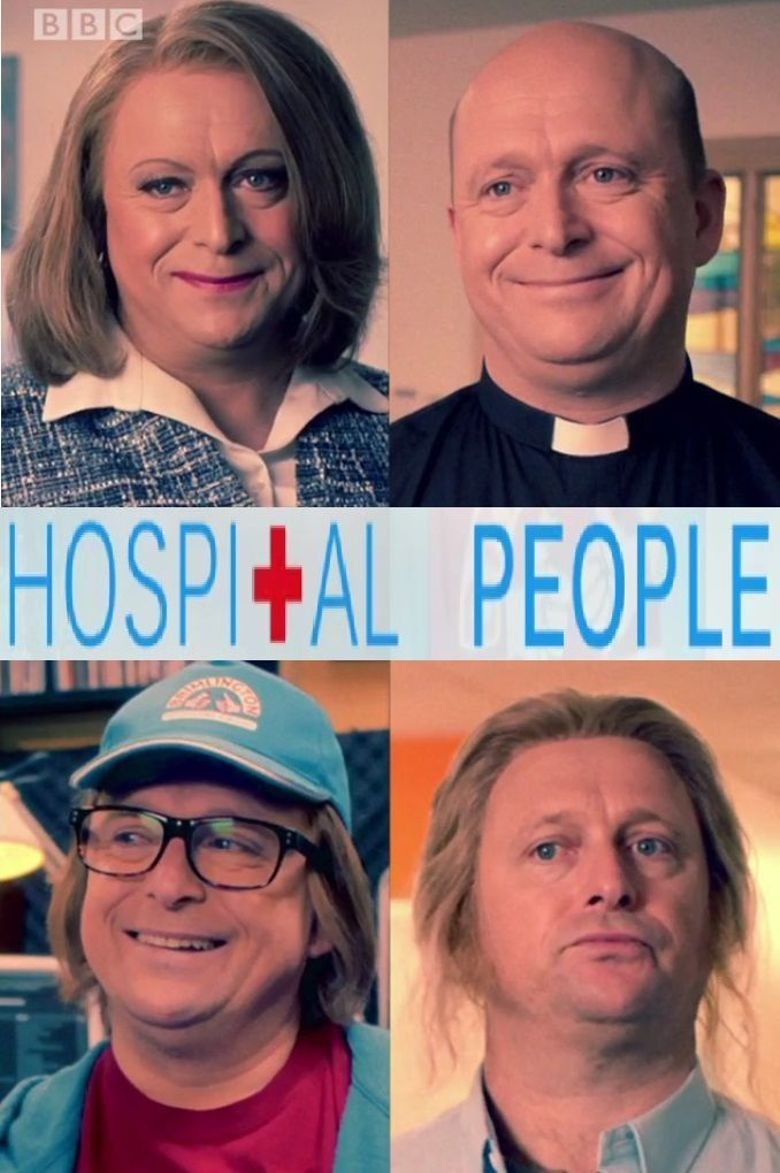 Hospital People Poster