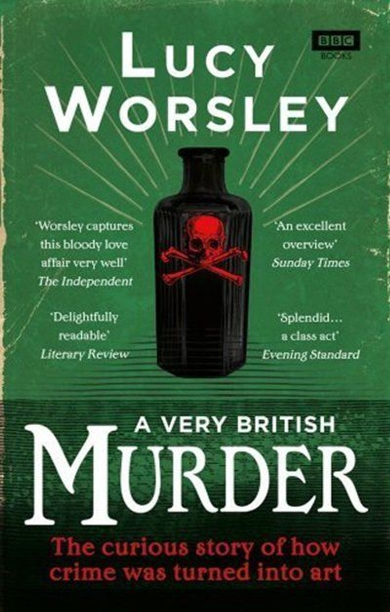 A Very British Murder with Lucy Worsley Poster