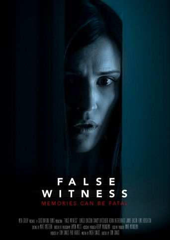False Witness Poster