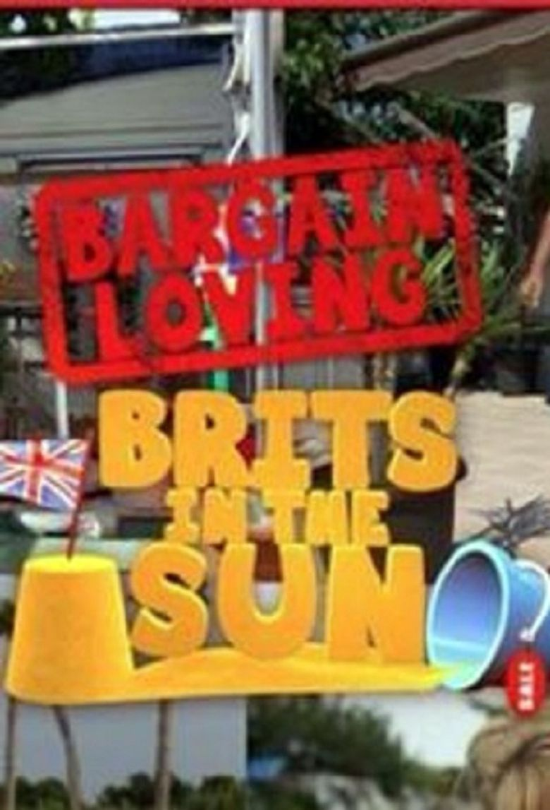 Bargain-Loving Brits in the Sun Poster