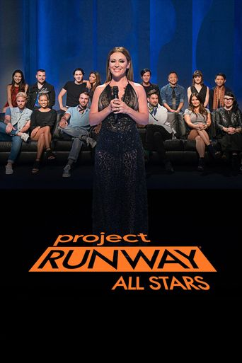 Project Runway All Stars Poster