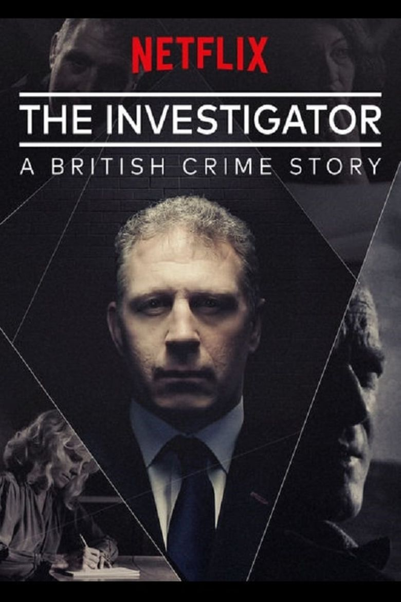 The Investigator: A British Crime Story Poster