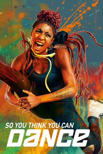 So You Think You Can Dance Poster