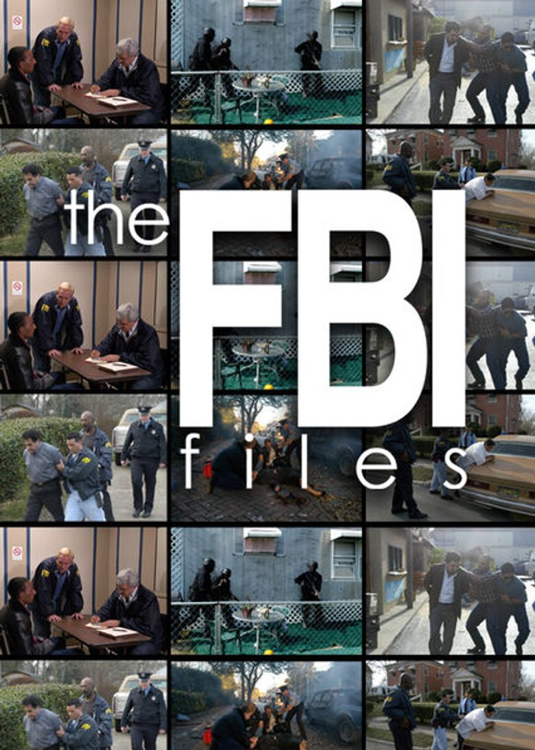 The FBI Files Poster